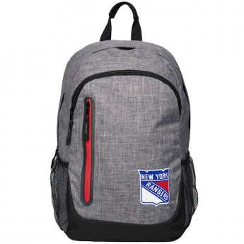 New York Rangers batoh na záda Heathered Gray