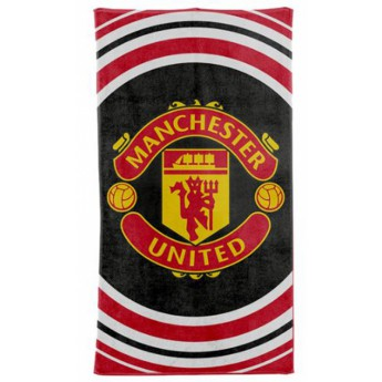 Manchester United ručník osuška logo circles