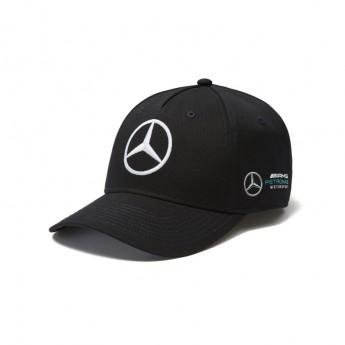 Mercedes AMG Petronas čepice baseballová kšiltovka Bottas black F1 Team 2018