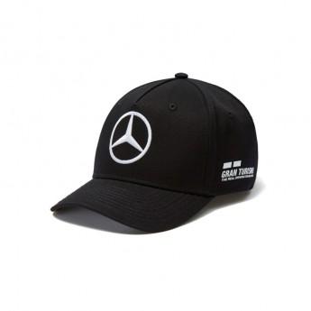 Mercedes AMG Petronas čepice baseballová kšiltovka Lewis Hamilton black F1 Team 2018