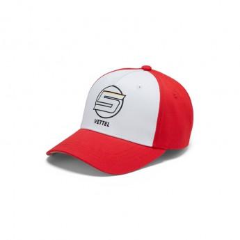 Ferrari čepice baseballová kšiltovka Vettel Scuderia F1 Team 2018