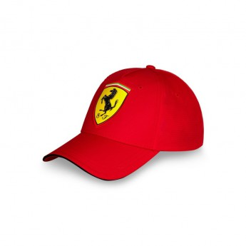 Ferrari čepice baseballová kšiltovka Scudetto red F1 Team 2018