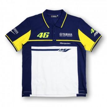 Valentino Rossi pánské polo tričko yamaha royal