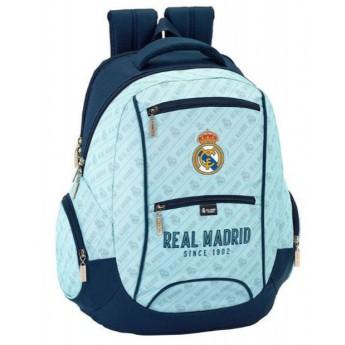 Real Madrid batoh na záda since 1902 light blue school