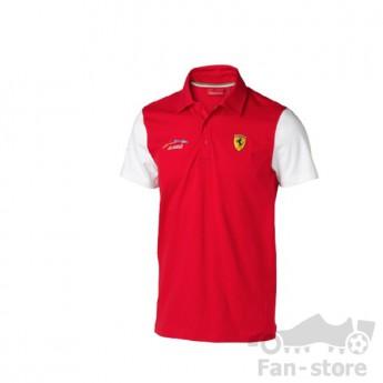 Scuderia Ferrari pánské polo tričko alonso