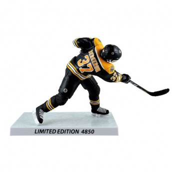 Boston Bruins figurka Imports Dragon Patrice Bergeron 37