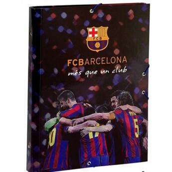 FC Barcelona složka desky A4 mes que un club