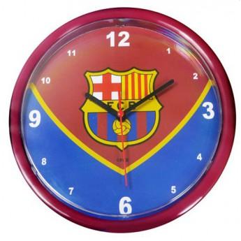 FC Barcelona nástěnné hodiny Spanish football