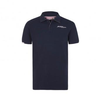 Force India pánské polo tričko navy Sahara F1 Team 2018
