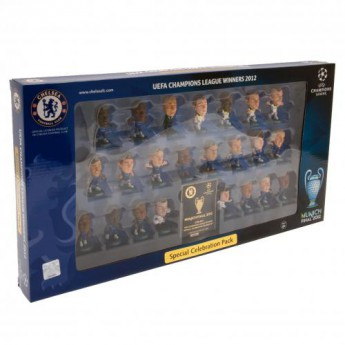 FC Chelsea set figurek SoccerStarz Champions League Winners Team Pack