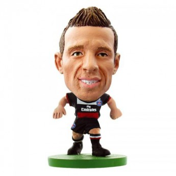 Paris Saint German figurka SoccerStarz Cabaye