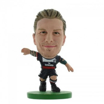 Paris Saint German figurka SoccerStarz Beckham
