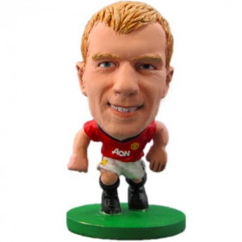 Manchester United figurka SoccerStarz Scholes