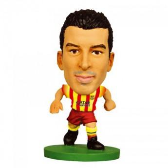 FC Barcelona figurka SoccerStarz Pedro Away