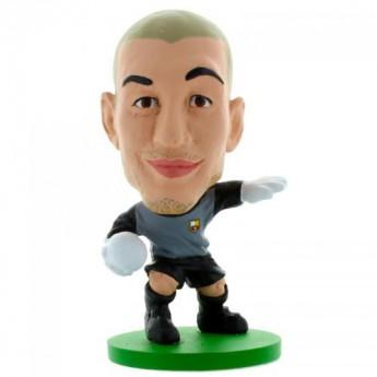 FC Barcelona figurka SoccerStarz Valdes