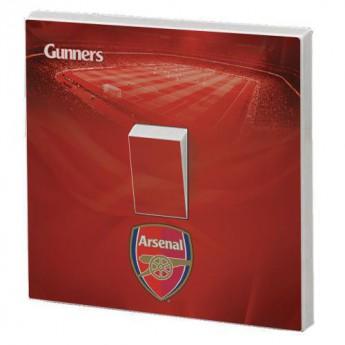 FC Arsenal potah na vypínač Light Switch Skin