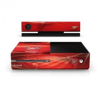 FC Arsenal obal (samolepka) na Xbox One Console Skin
