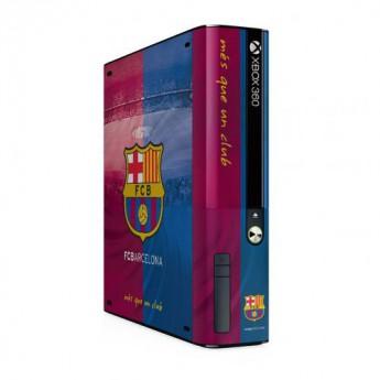 FC Barcelona obal na Xbox 360 Xbox 360 E GO Console Skin