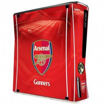 FC Arsenal obal na Xbox 360 Xbox 360 Console Skin (Slim)