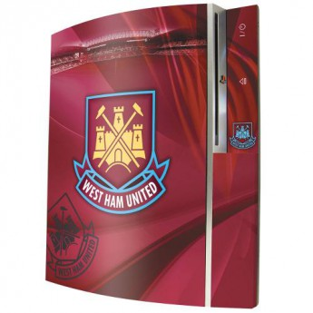 West Ham United obal na PS3 PS3 Console Skin