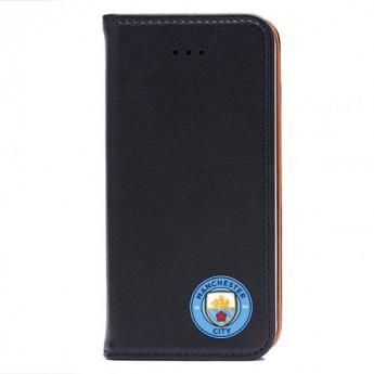 Manchester City Pouzdro na mobil iPhone 6 / 6S Smart Folio Case