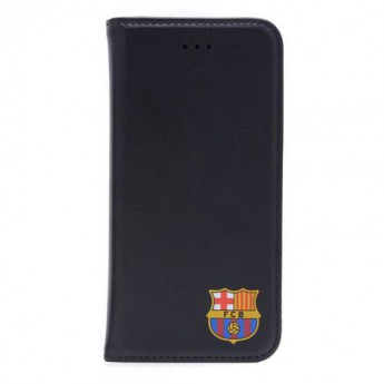 FC Barcelona Pouzdro na mobil iPhone 6 / 6S Smart Folio Case