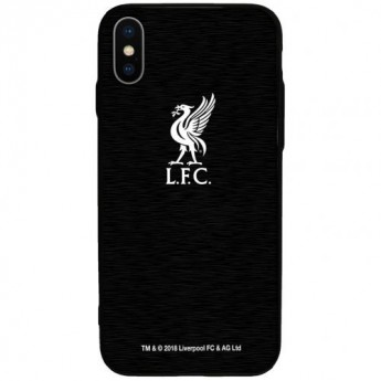 FC Liverpool Pouzdro na mobil iPhone X Aluminium Case