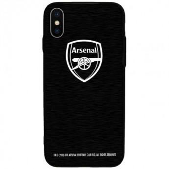 FC Arsenal Pouzdro na mobil iPhone X Aluminium Case