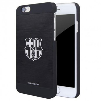 FC Barcelona Pouzdro na mobil iPhone 7 / 8 Aluminium Case