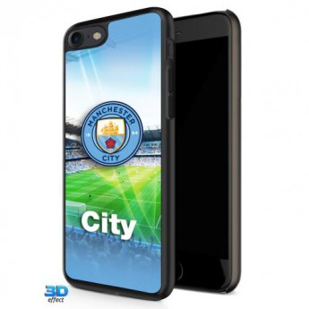 Manchester City Pouzdro na mobil iPhone 7 / 8 Hard Case 3D