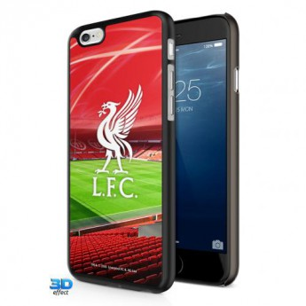 FC Liverpool Pouzdro na mobil iPhone 7 / 8 Hard Case 3D