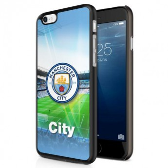 Manchester City Pouzdro na mobil iPhone 6 / 6S Hard Case 3D