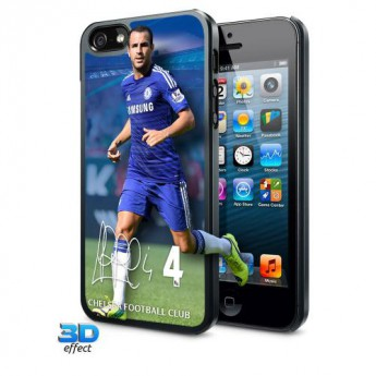 FC Chelsea Pouzdro na mobil iPhone 5 / 5S / 5SE Hard Case 3D Fabregas