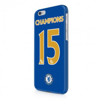 FC Chelsea Pouzdro na mobil iPhone 6 / 6S Hard Case Champions