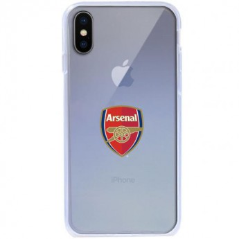 FC Arsenal Pouzdro na mobil iPhone X TPU Case