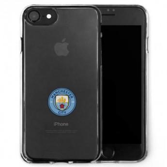 Manchester City Pouzdro na mobil iPhone 7 / 8 TPU Case