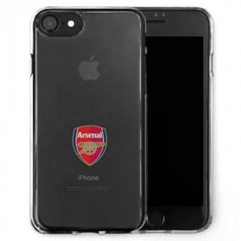 FC Arsenal Pouzdro na mobil iPhone 7 / 8 TPU Case