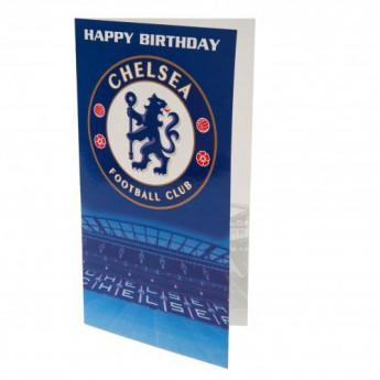 FC Chelsea narozeninové přání Birthday Card