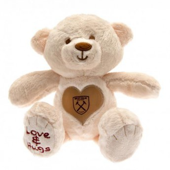 West Ham United plyšový medvídek Bear Hugs