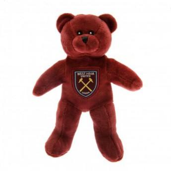 West Ham United plyšový medvídek Mini Bear