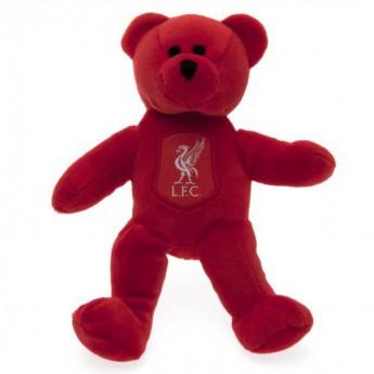 FC Liverpool plyšový medvídek Mini Bear
