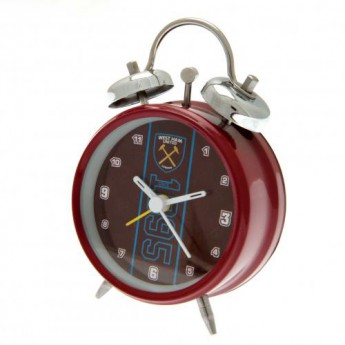 West Ham United budík Alarm Clock ES