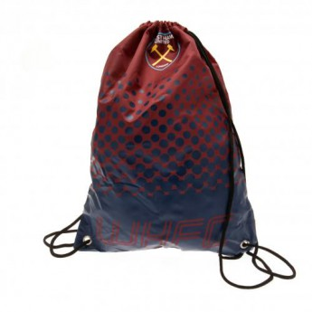 West Ham United pytlík gym bag Fade
