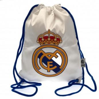 Real Madrid pytlík gym bag White