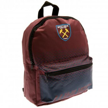 West Ham United batoh junior Backpack