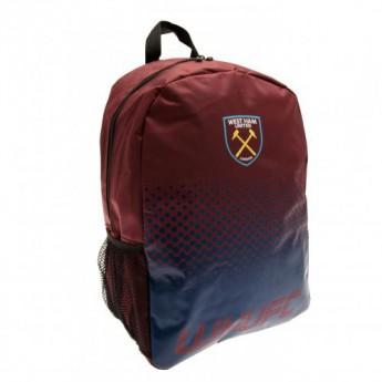 West Ham United batoh na záda Backpack