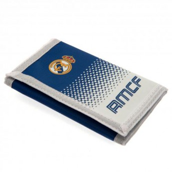 Real Madrid peněženka z nylonu Nylon Wallet