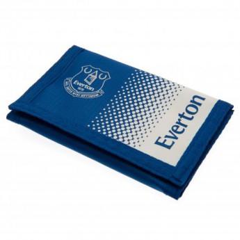 FC Everton peněženka z nylonu Nylon Wallet