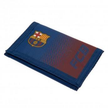 FC Barcelona peněženka z nylonu Nylon Wallet