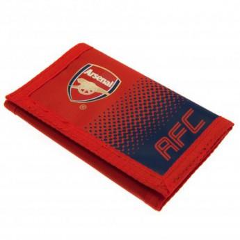 FC Arsenal peněženka z nylonu Nylon Wallet
